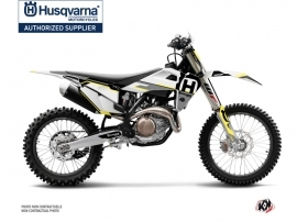 Husqvarna TC 250 Dirt Bike Nova Graphic Kit Black