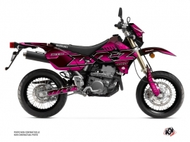 Kit Déco Moto Oblik Suzuki DRZ 400 SM Rose