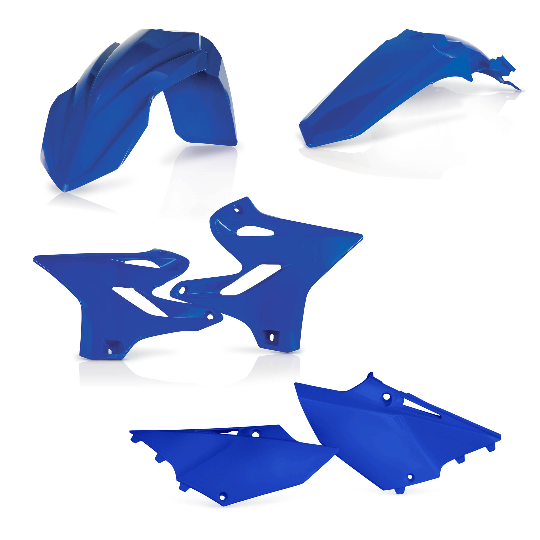 Plastics Kit ACERBIS Dirt Bike YAMAHA WR 125 2T Blue 2019