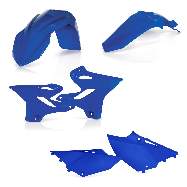 Plastics Kit ACERBIS Dirt Bike YAMAHA WR 250 2T Blue 2019