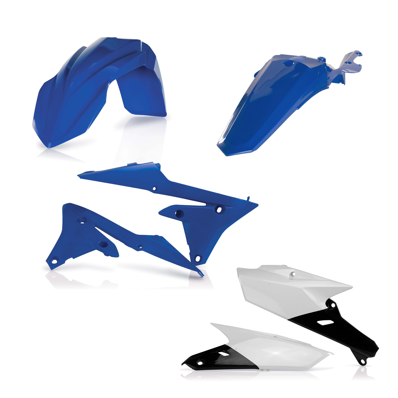 Plastics Kit ACERBIS Dirt Bike YAMAHA WRF 450 Origin 2019