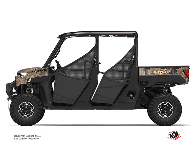 Polaris Ranger Crew UTV Camo Graphic Kit Colors