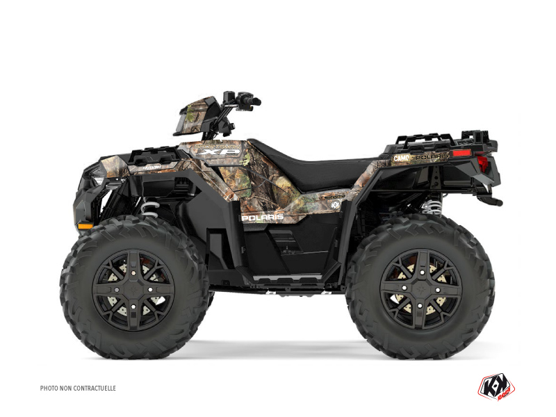Kit Déco Quad Camo Polaris 1000 Sportsman XP Forest Colors