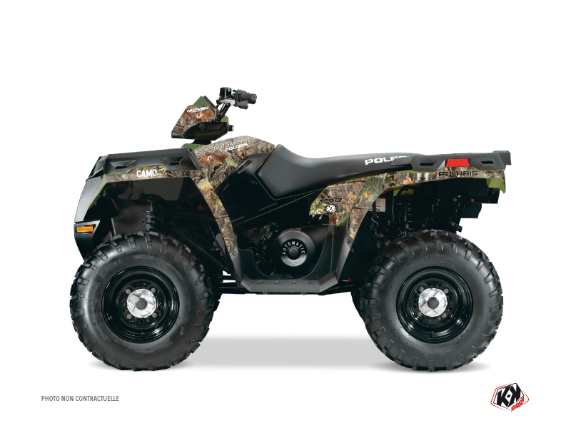 Kit Déco Quad Camo Polaris 500-800 Sportsman Forest Colors