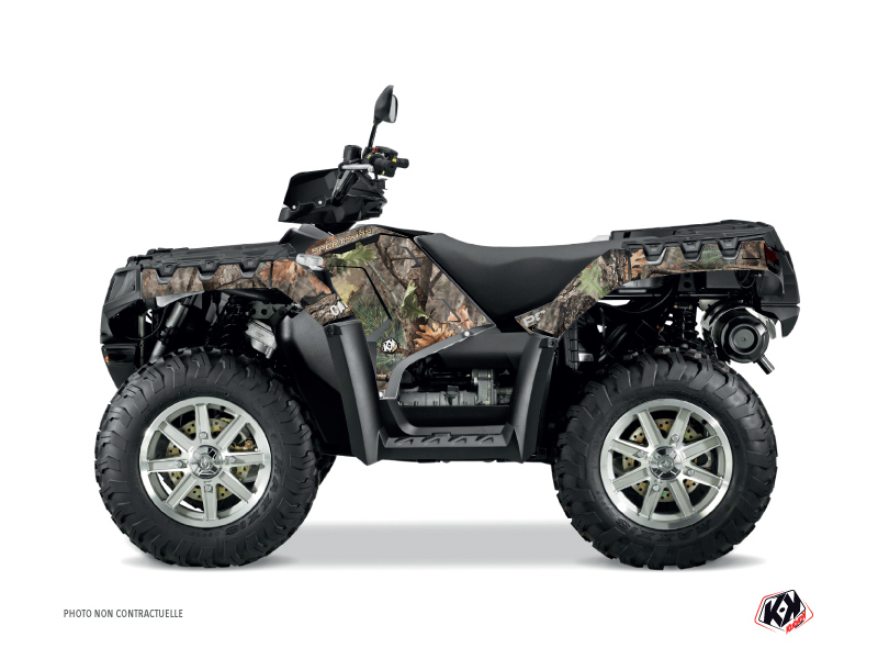 Kit Déco Quad Camo Polaris 550 Sportsman Forest Colors