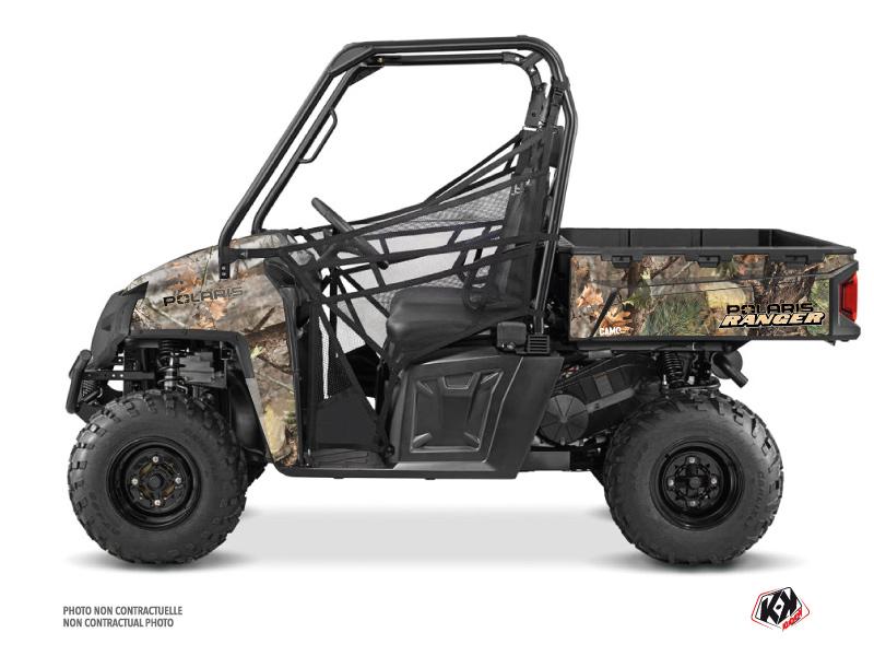 Polaris Ranger 570 FULL UTV Camo Graphic Kit Colors