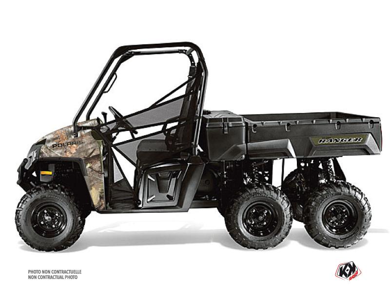 Kit Déco SSV Camo Polaris Ranger 6x6 Colors