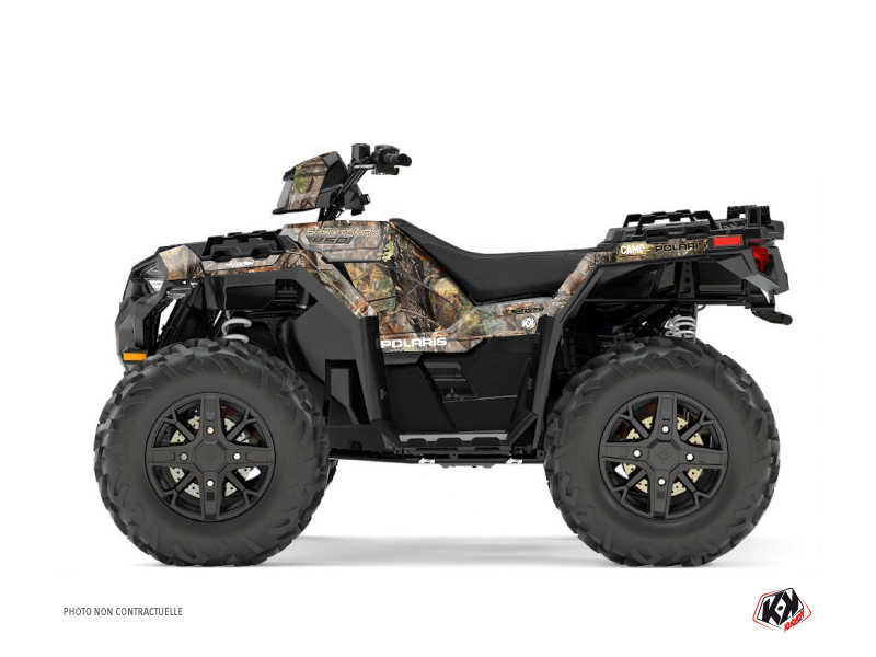 Kit Déco Quad Camo Polaris 850 Sportsman Forest Colors