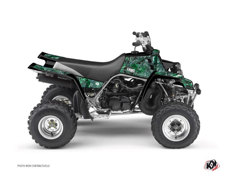 Kit Déco Quad Camo Yamaha Banshee Vert