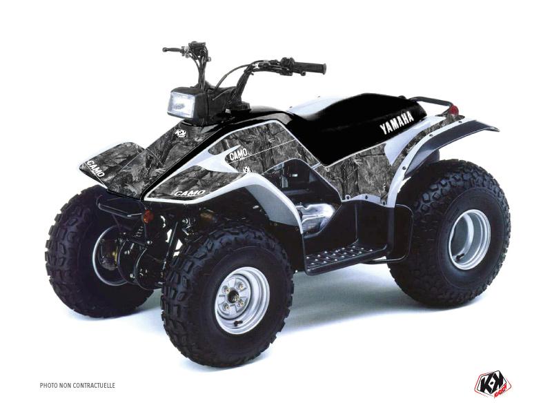 Yamaha Breeze ATV Camo Graphic Kit Grey