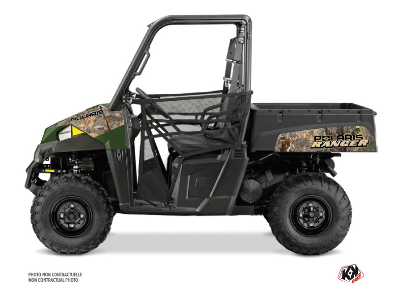 Polaris Ranger EV UTV Camo Graphic Kit Colors