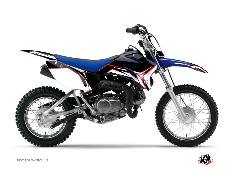 Yamaha TTR 125 Dirt Bike Concept Graphic Kit Red