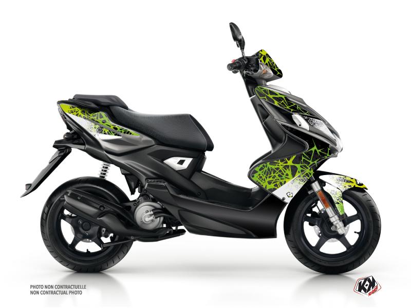 Kit Déco Scooter Cosmic Yamaha Aerox Vert