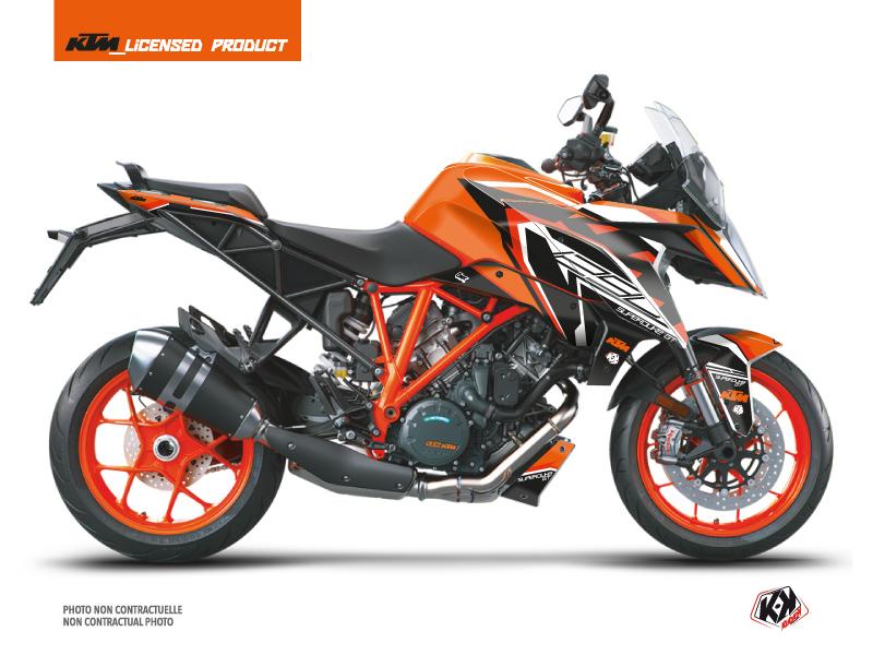Kit Déco Moto Crux KTM Super Duke 1290 GT Orange