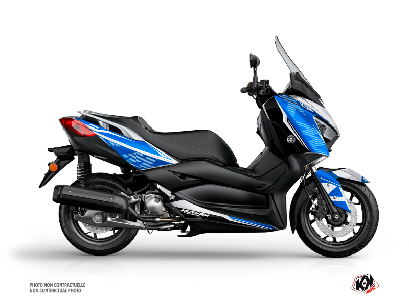 Yamaha XMAX 300 Maxiscooter Energy Graphic Grey Blue