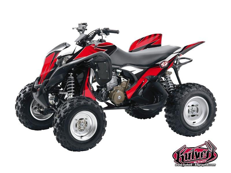 Honda 700 TRX ATV Factory Graphic Kit