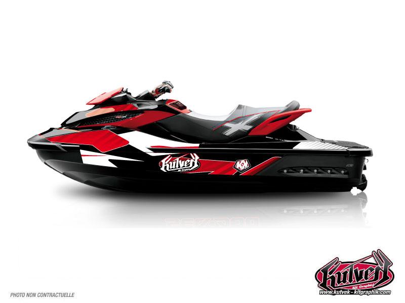 Seadoo RXT-GTX Jet-Ski Factory Graphic Kit