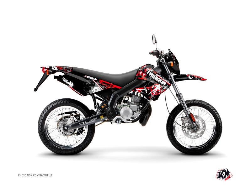 Derbi Xtreme / Xrace 50cc Freegun Attack Graphic Kit