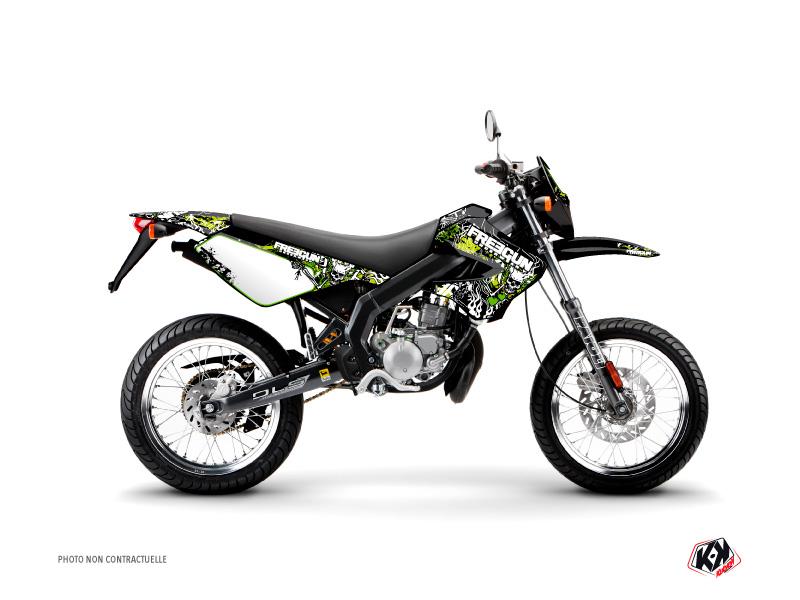 Derbi Xtreme / Xrace 50cc Freegun Firehead Graphic Kit