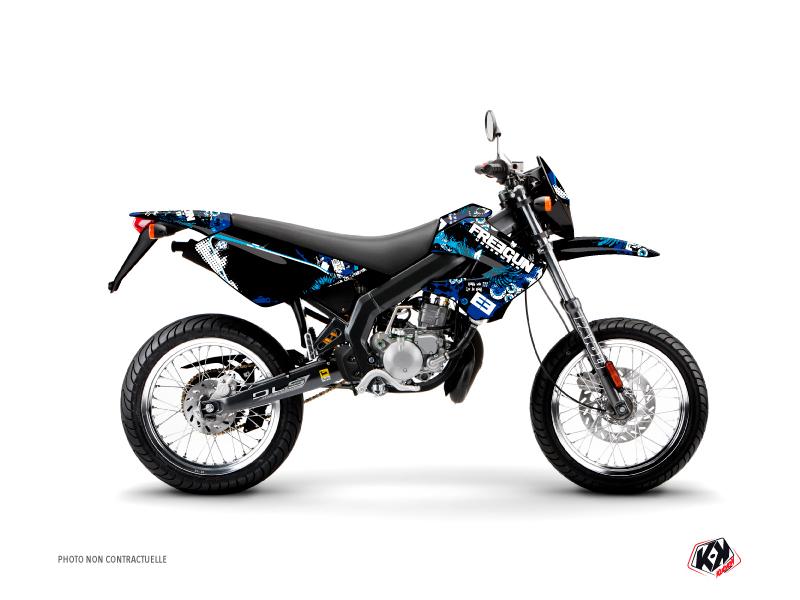 Derbi Xtreme / Xrace 50cc Freegun Headhake Graphic Kit