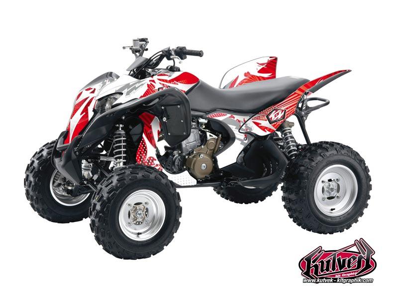 Honda 700 TRX ATV Graff Graphic Kit
