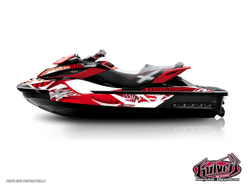 Seadoo RXT-GTX Jet-Ski Graff Graphic Kit