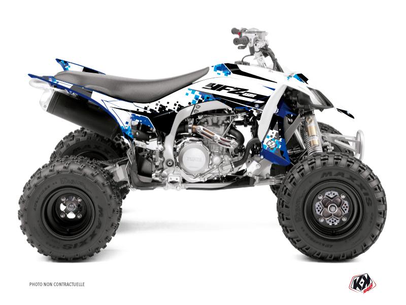 Yamaha 450 YFZ R ATV Hangtown Graphic Kit Blue