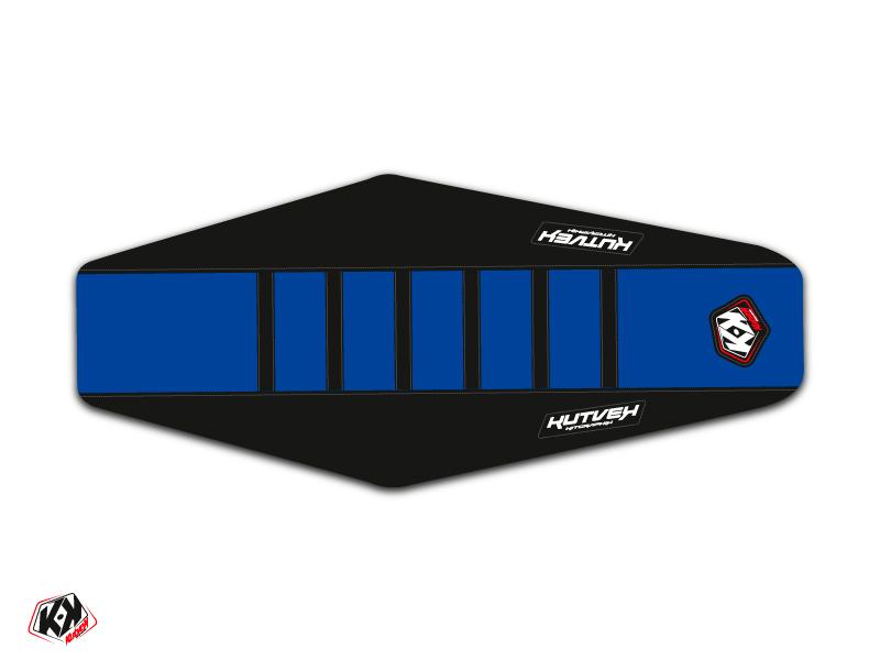 Seat Cover Kutvek Yamaha 125 YZ 2002-2017 Black Blue