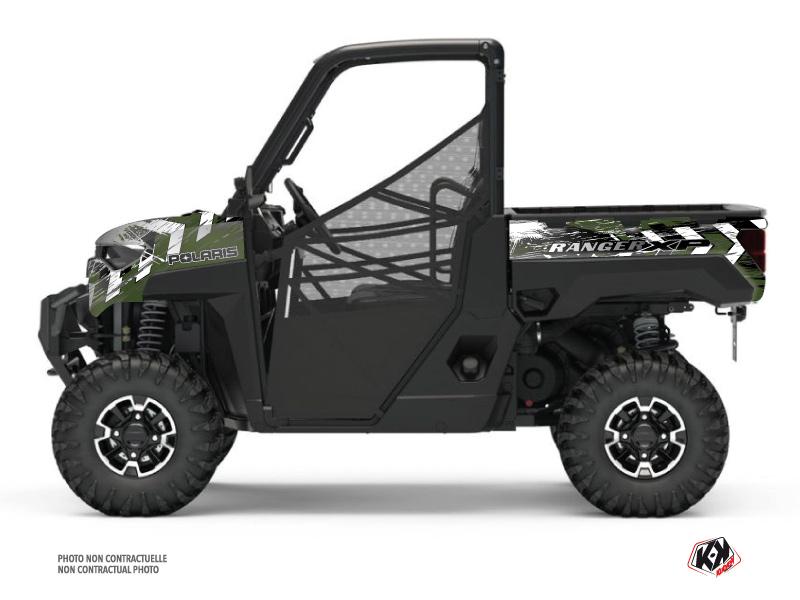Kit Déco SSV Lifter Polaris Ranger 1000 XP Vert