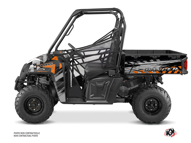 Kit Déco SSV Lifter Polaris Ranger 570 FULL Orange
