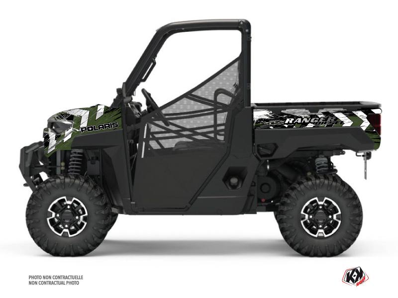 Kit Déco SSV Lifter Polaris Ranger Diesel Vert