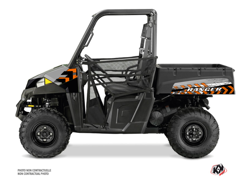 Kit Déco SSV Lifter Polaris Ranger EV Orange