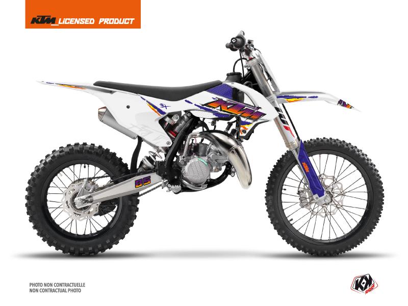 KTM 85 SX Dirt Bike Memories Graphic Kit