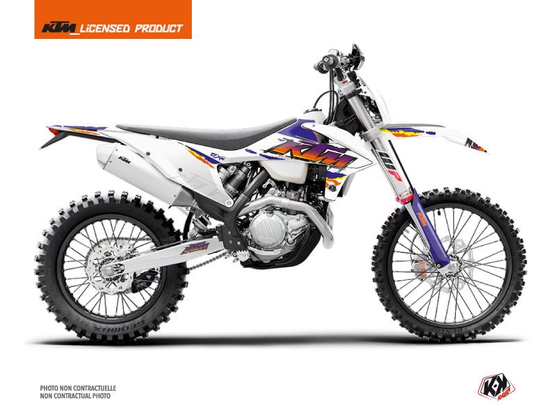 KTM EXC-EXCF Dirt Bike Memories Graphic Kit