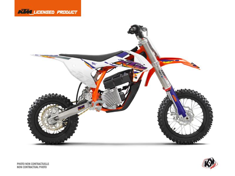 Kit Déco Moto Cross Memories KTM SX-E 5