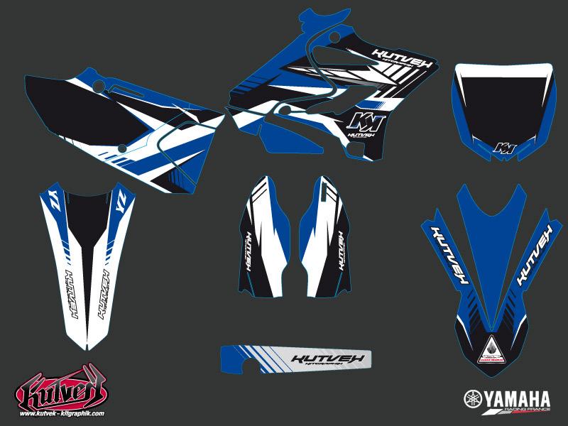 Kit Déco Moto Cross Pulsar Yamaha 250 YZ