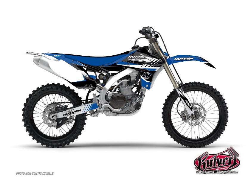 Yamaha 450 YZF Dirt Bike Pulsar Graphic Kit