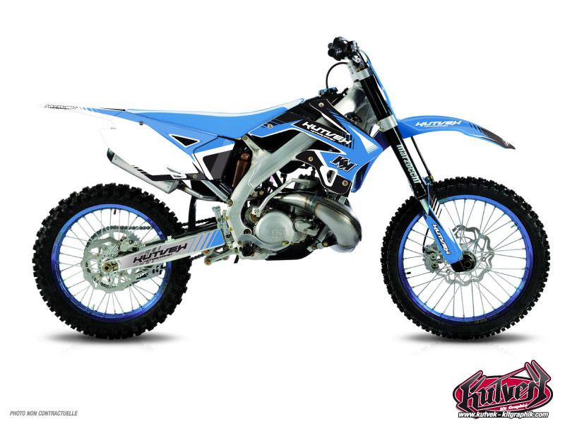 TM EN 144 Dirt Bike Pulsar Graphic Kit