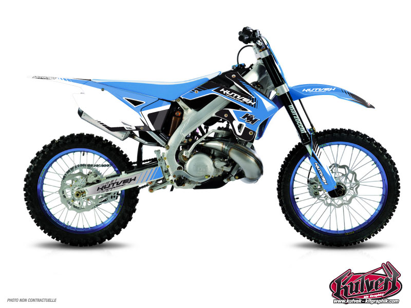 TM MX 530 FI Dirt Bike Pulsar Graphic Kit