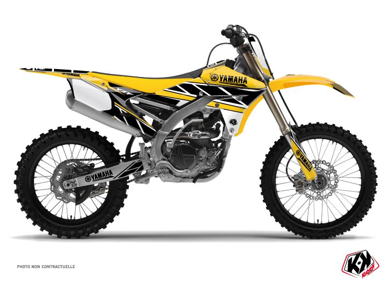 Yamaha 450 YZF Dirt Bike Replica Graphic Kit 60th Anniversary