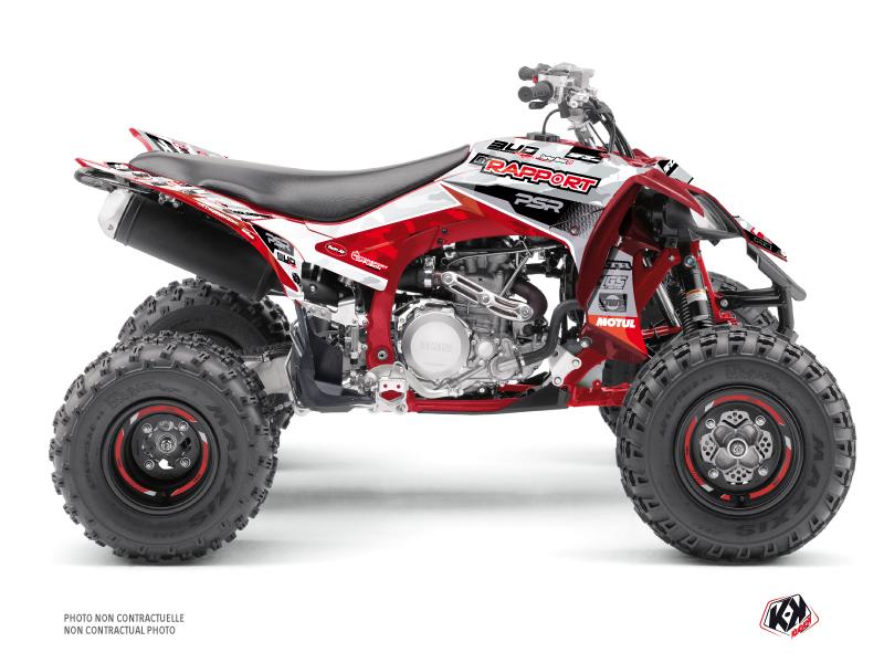 Yamaha 450 YFZ R ATV Replica By Rapport PDV 2018 Graphic Kit