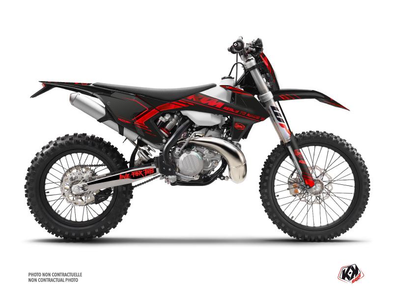 KTM EXC-EXCF Dirt Bike Replica Thomas Corsi Graphic Kit