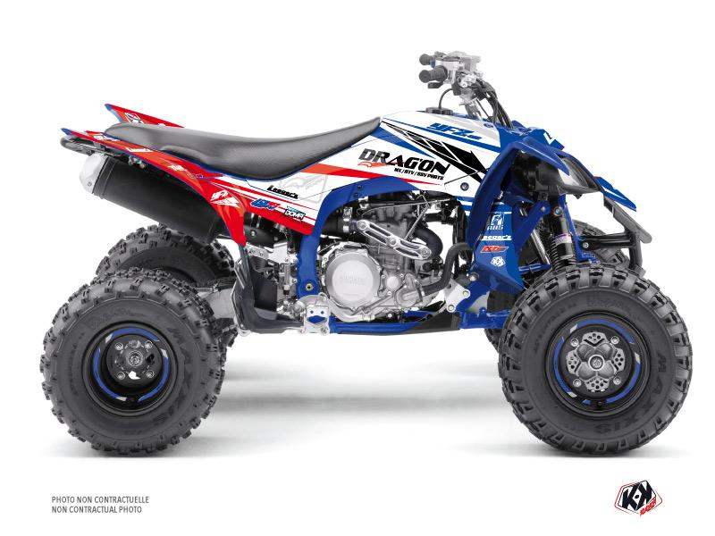 Yamaha 450 YFZ R ATV Replica Drag On Distribution PDV 2018 Graphic Kit