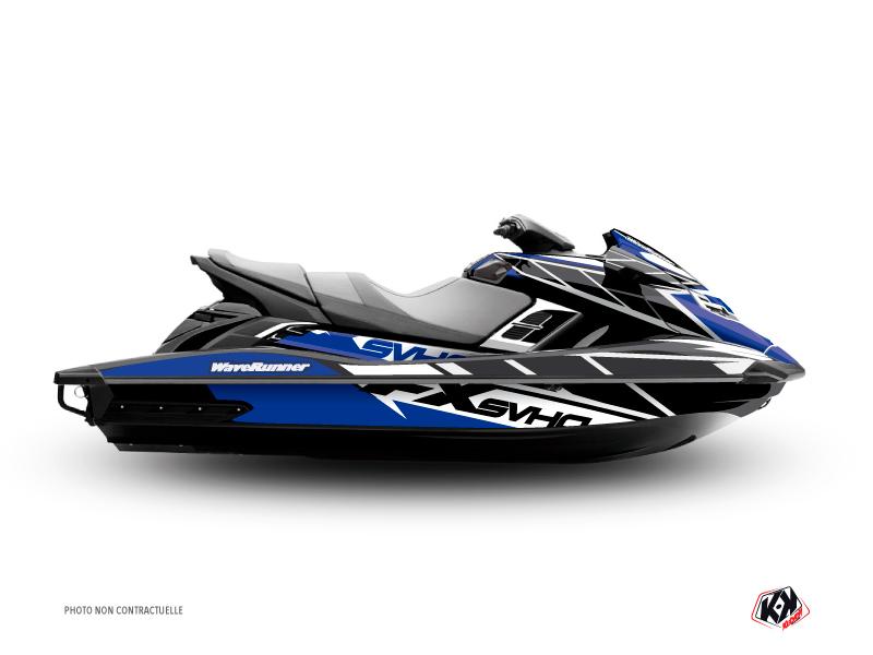 Kit Déco Jet-Ski Replica Yamaha FX Bleu