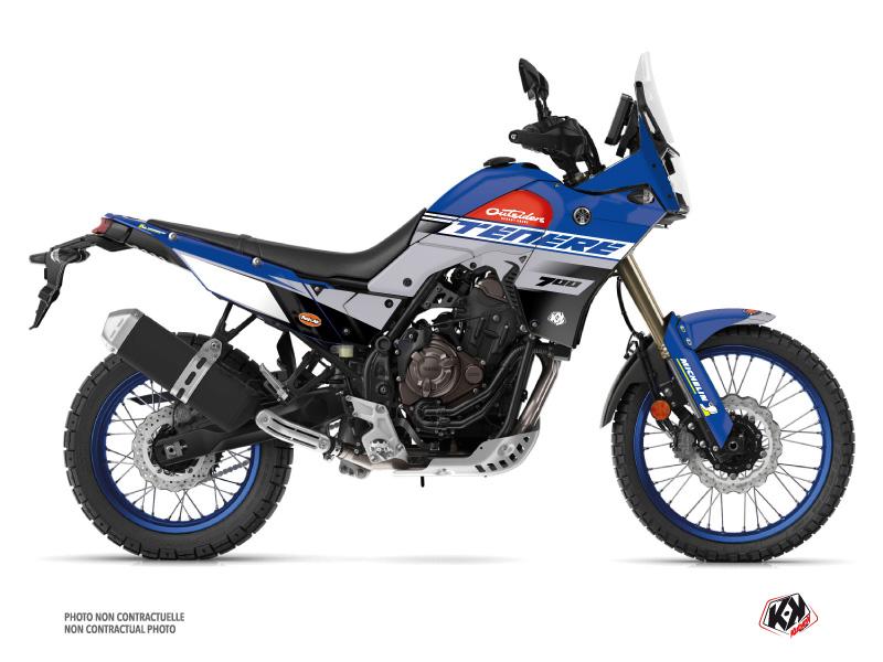 Yamaha TENERE 700 Street Bike Replica Outsiders K20 Graphic Kit