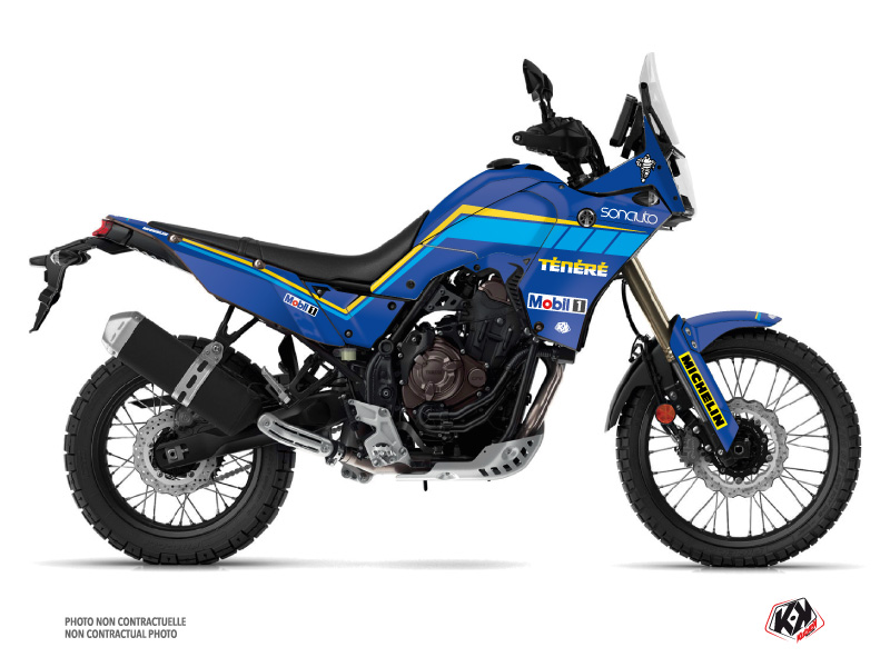Yamaha TENERE 700 Street Bike Replica Sonauto Graphic Kit