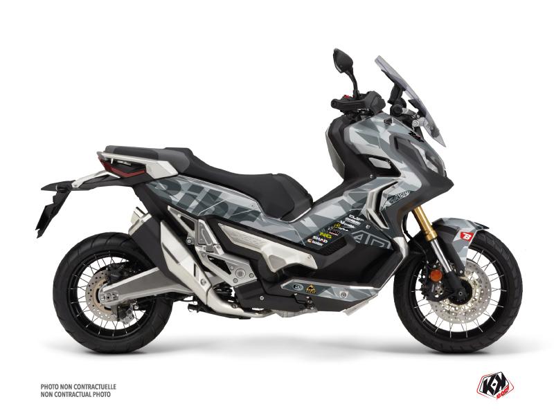 Honda X-ADV Maxiscooter Replica Team Bihr Graphic Kit