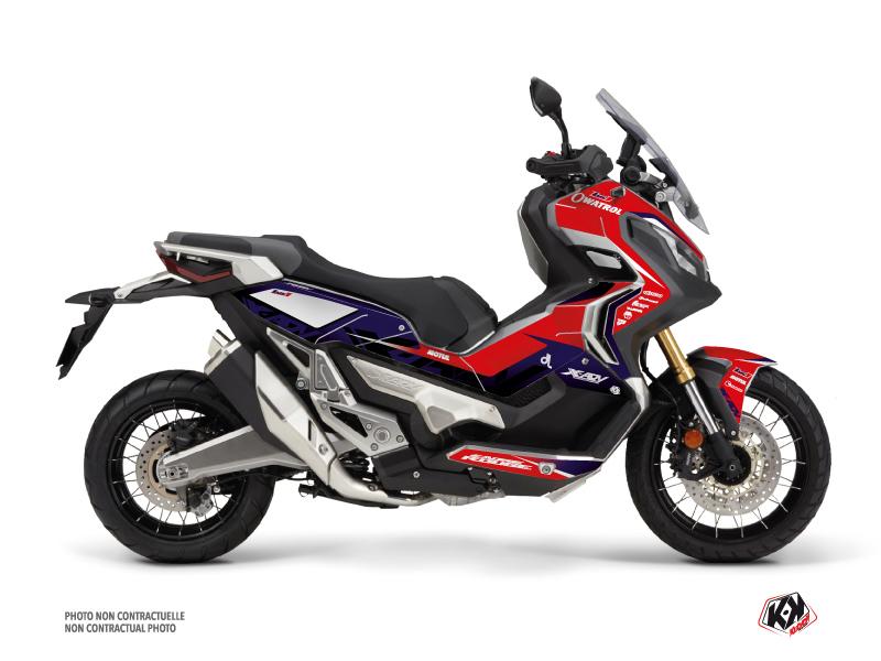 Honda X-ADV Maxiscooter Replica Team Luc1 Graphic Kit