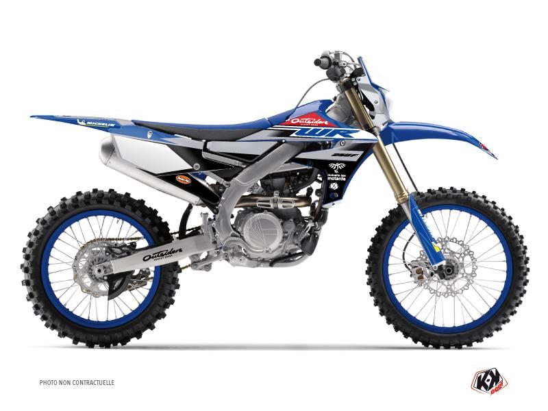 Yamaha 250 WRF Dirt Bike Replica Team Outsiders 2020 Graphic Kit