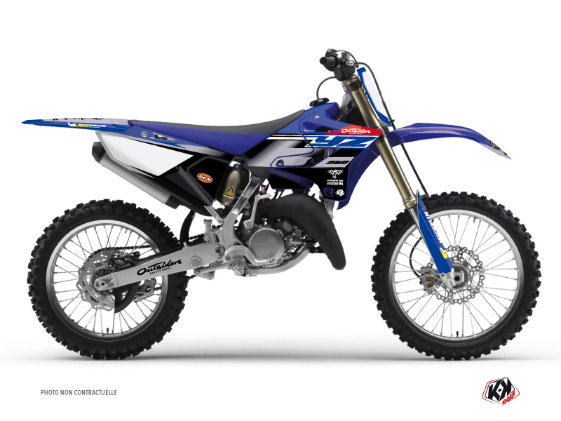 Kit Déco Moto Cross Replica Team Outsiders 2020 Yamaha 250 YZ